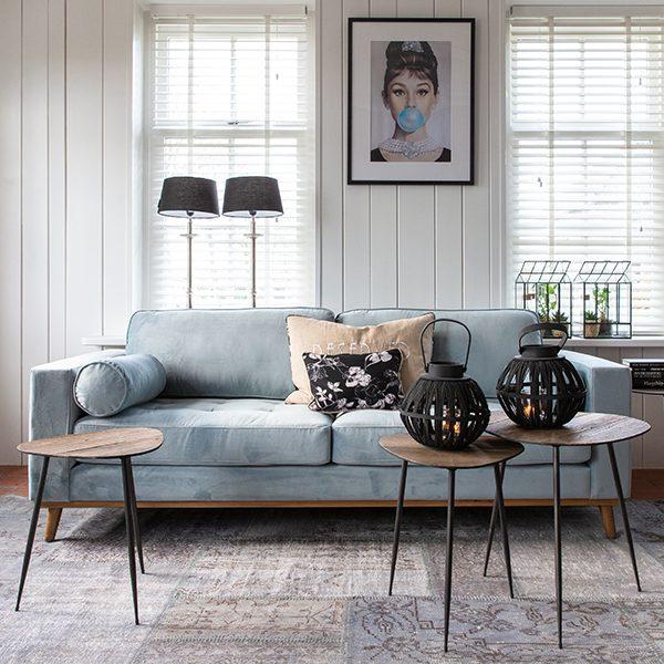 Notting Hill Sofa 3 5 Seater Velvet